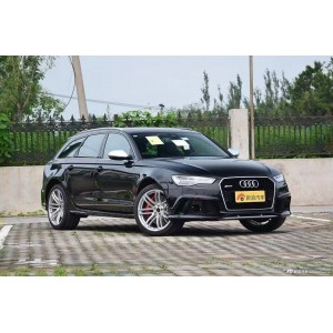 Super A 1:18 audi RS6 2017 BLACK