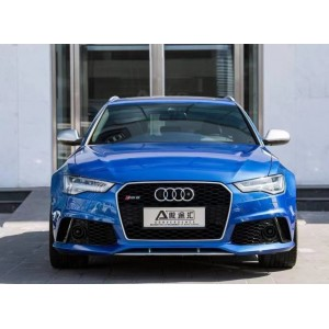 Super A 1:18 audi RS6 2017 BLUE